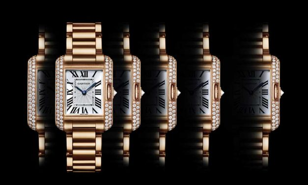Cartier, siempre Tank