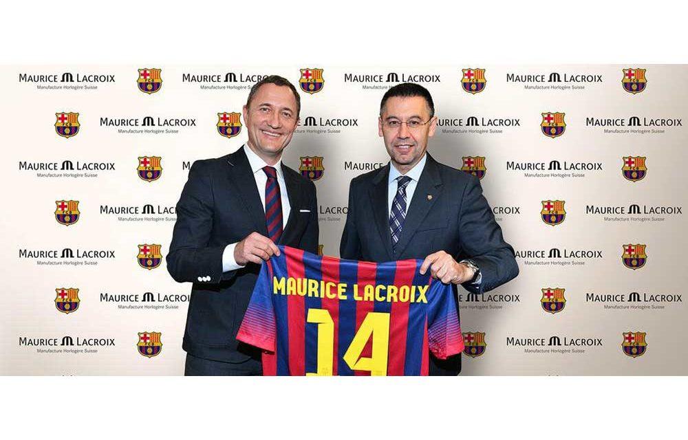 Maurice Lacroix, partner oficial de relojes del FC Barcelona