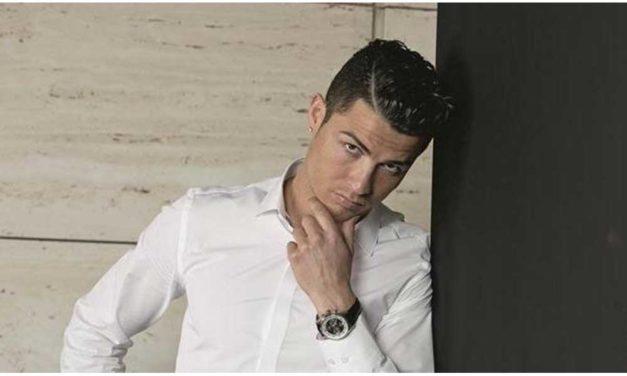 Cristiano Ronaldo, nuevo embajador de TAG Heuer