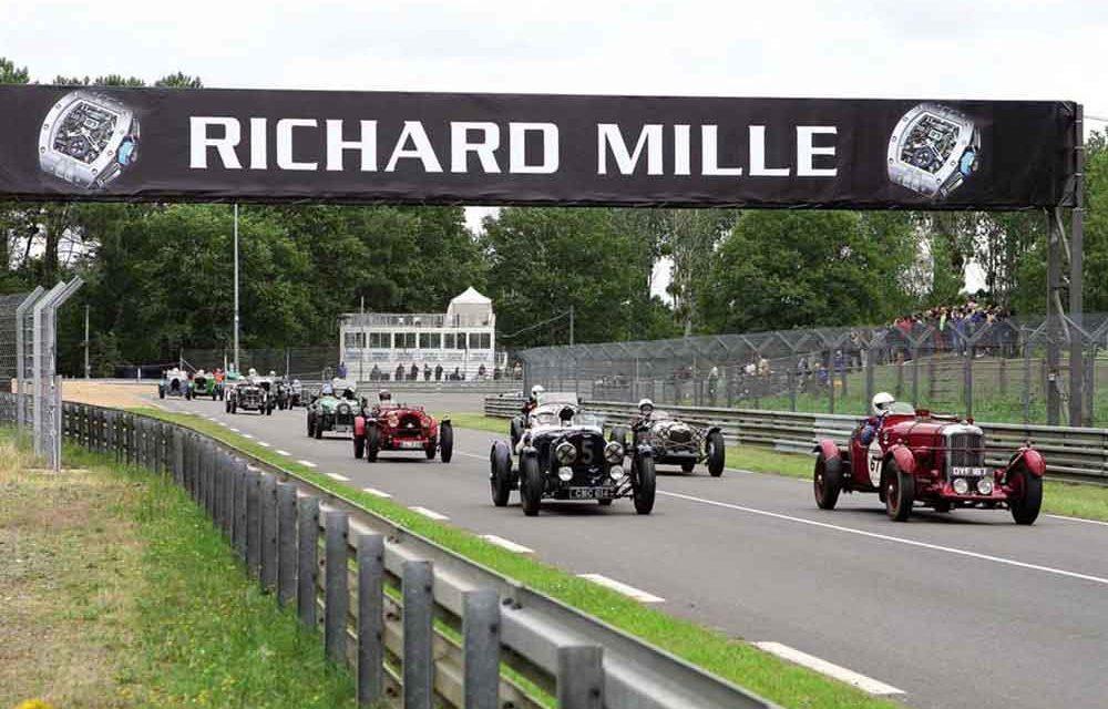 Richard Mille y Le Mans Classic 2014