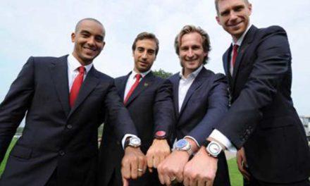 Jean-Richard, la hora del Arsenal