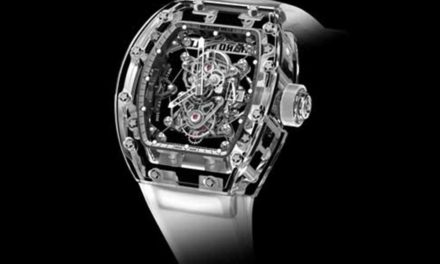Richard Mille 56-02 Tourbillon Saphir