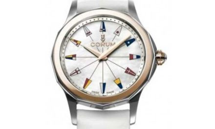 CORUM Admiral's Cup Legend Lady Quartz