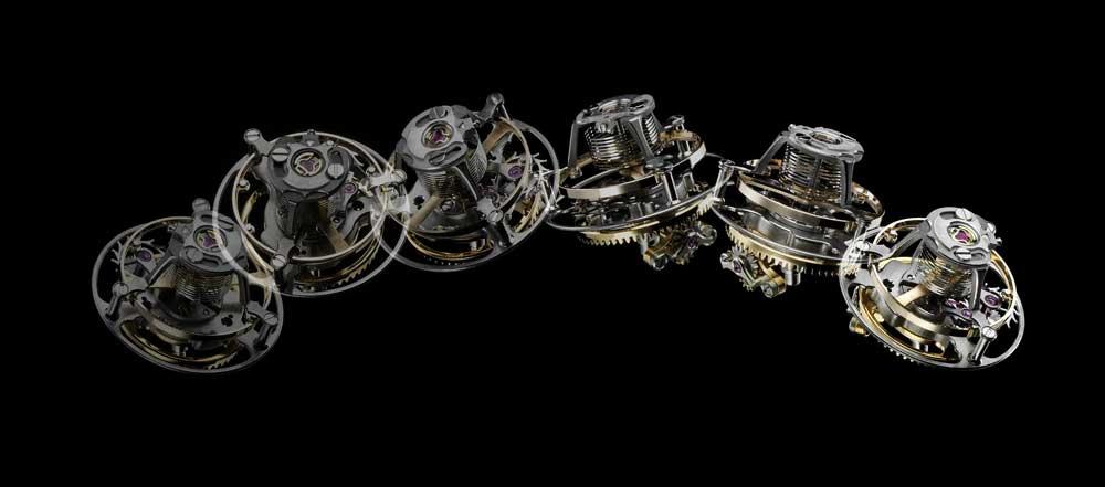 Spherotourbillon Jaeger-LeCoultre