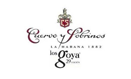 Cuervo y Sobrinos en la 29 Edición de los Premios Goya