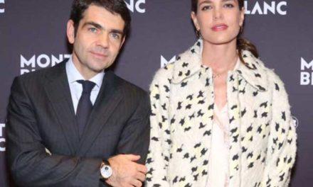 Montblanc y Carlota Casiraghi