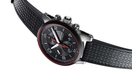 SIHH: Montblanc Timewalker Urban Speed Cronograph