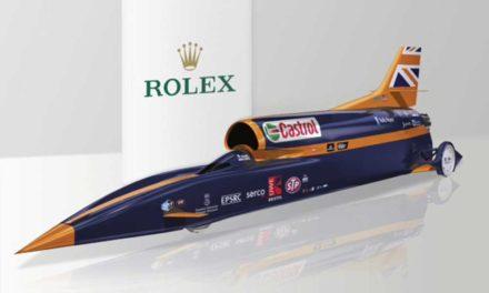 Rolex vuelve a calentar motores