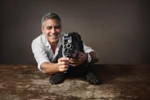 George Clooney y Einstein_1