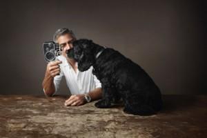 George Clooney y Einstein_2