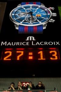 Maurice Lacroix FCB marcador