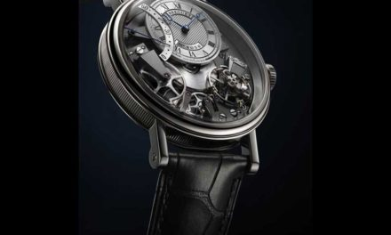 Novedad Basilea: Breguet Tradition Automatique Second Rétrograde 7097