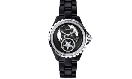 Novedad Basilea: Chanel J12 Tourbillon Volant Skeleton