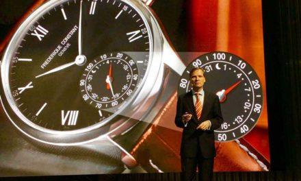 Frédérique Constant Horological Smartwatch, entre el clasicismo y la tecnología punta