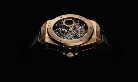 Novedad Basilea: Hublot Big Bang Tourbillon 5-Day Power Reserve Indicator