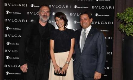 Bvlgari colabora con Save the Children