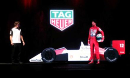 TAG Heuer. Homenaje a Ayrton Senna