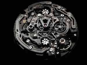AP Mecanismo Royal Oak Concept Laptimer Michael Schumacher