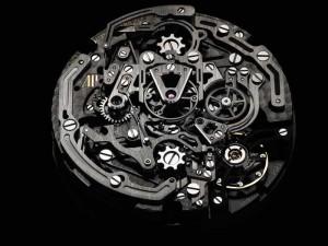 AP Mecanismo Royal Oak Concept Laptimer Michael Schumacher