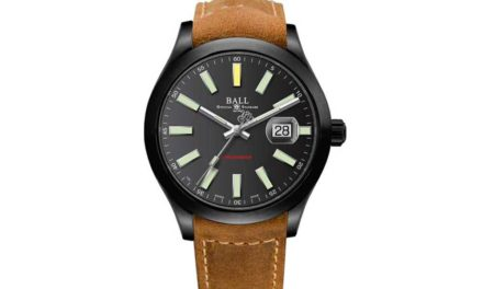BALL Watch Engineer II Green Berets