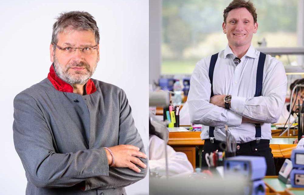 Robert Greubel y Stephen Forsey: «Diez años son poco y mucho a la vez, pero sobre todo son muy motivadores»