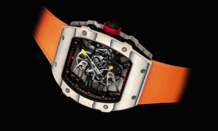 Richard Mille 27-02 Tourbillon Rafael Nadal