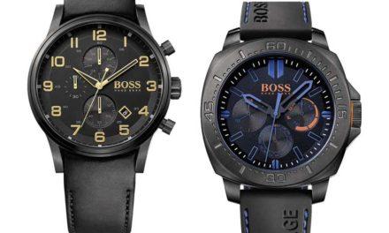 Boss Watches, nueva colección otoño/invierno 2015-16