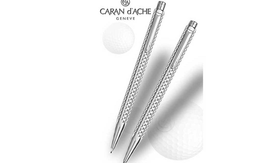 Caran D´ache Ecridor, pureza de líneas