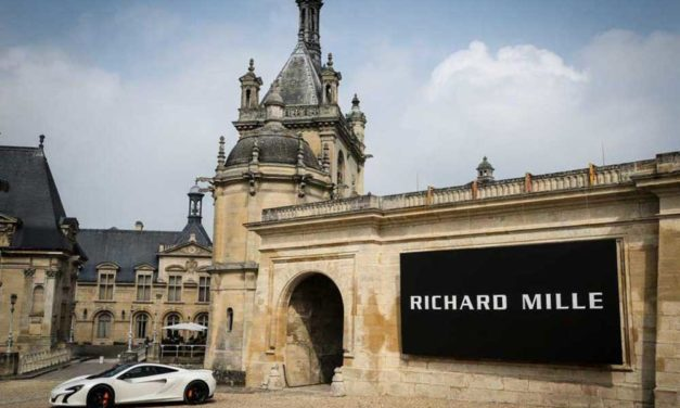 Richard Mille. Arte y elegancia en Chantilly