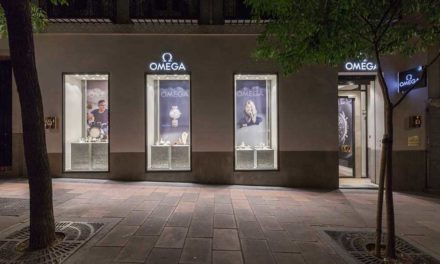 Omega. Boutique en Madrid