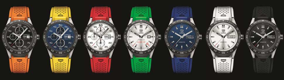 Relojes TAG Heuer Connected
