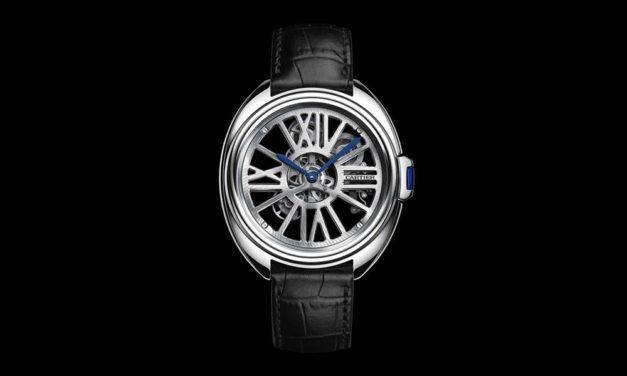 SIHH 2016: Cartier Clé Squelette Automatique