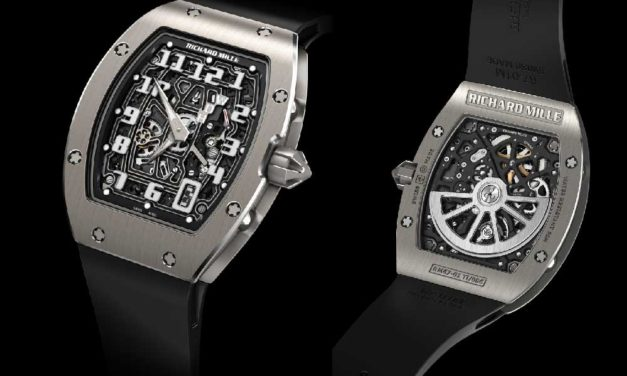 SIHH 2016: Richard Mille RM 67-01 Automático Extraplano