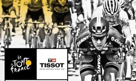 Tissot. Cronometrador oficial del Tour de Francia 2016