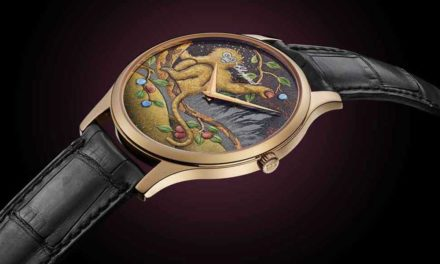 "Chopard L.U.C XP Urushi ""Year of the Monkey"""