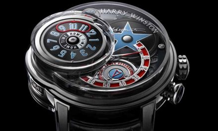 Harry Winston Opus 14. Rock'n roll forever