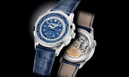 Baselworld 2016: Patek Philippe Cronógrafo con Hora Universal Ref. 5930