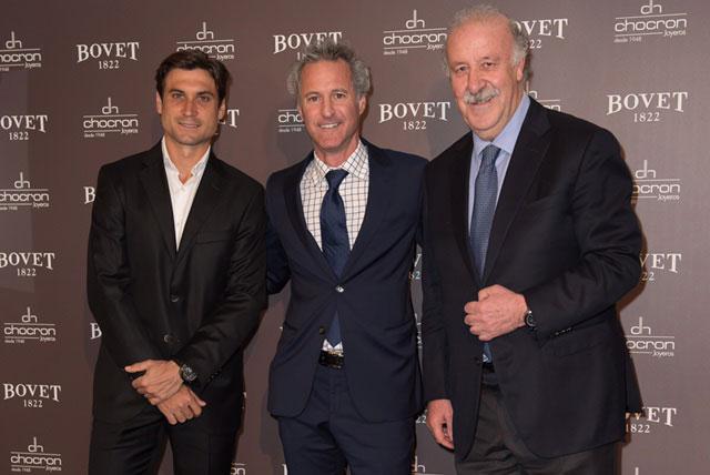 Nueva Colección Bovet 2016 en Chocrón Joyeros