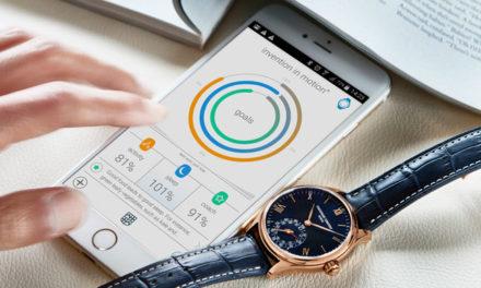 Horological Smartwatch Hora Universal de Frédérique Constant