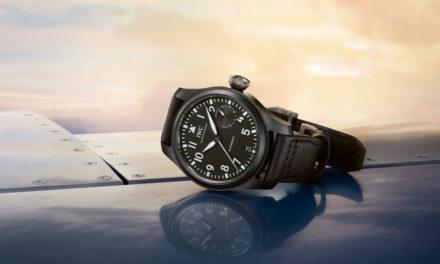 Precisión de altura con los nuevos Relojes de Aviador IWC Top Gun