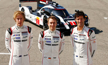 3ª Temporada para Chopard como Official Timing Partner de Porsche Motorsport
