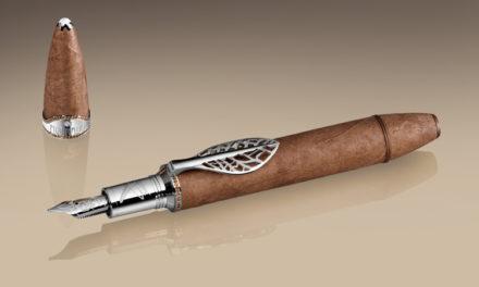 Artesanía con aroma a tabaco: Montblanc Creation Privée