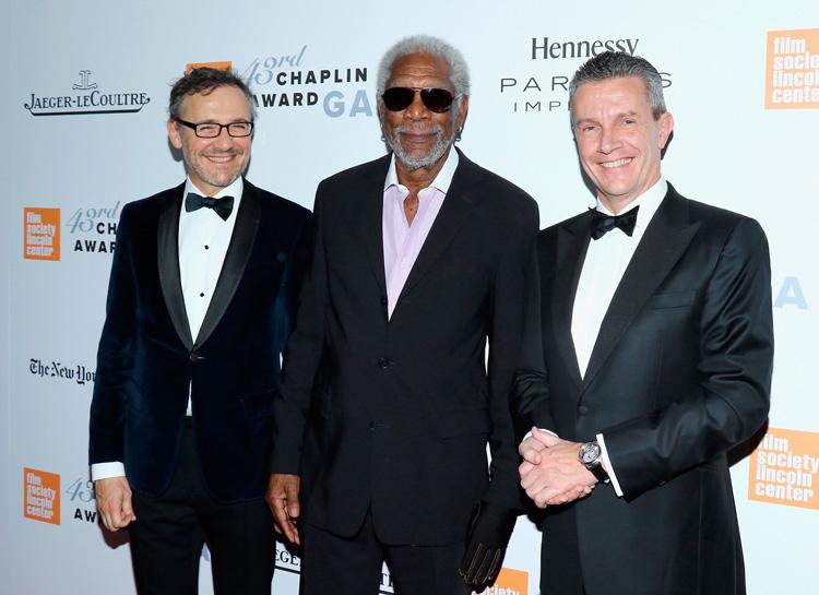 Jaeger-LeCoultre en los Premios Chaplin 2016