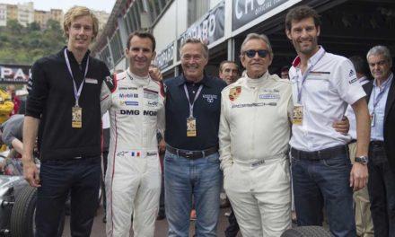 Chopard y el Grand Prix de Monaco Historique 2016