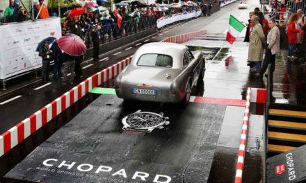 """Chopard en """"la corsa più bella del mondo"""""""