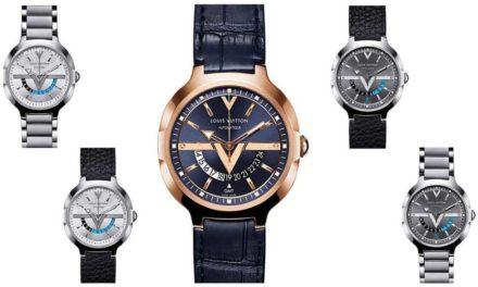 Louis Vuitton GMT, vuelta al mundo en 24 horas