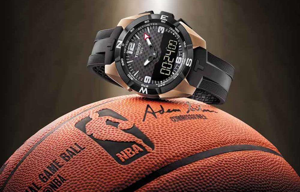Tissot T-Touch Expert Solar NBA Edición Especial