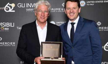 Baume & Mercier y Richard Gere #HomelessZero
