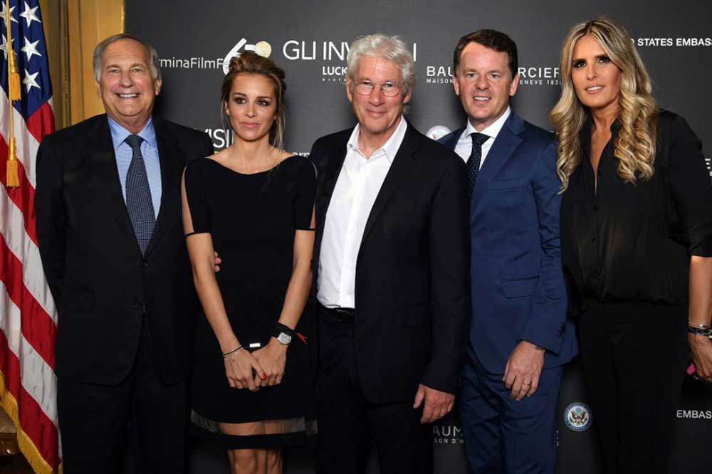 Baume & Mercier y Richard Gere