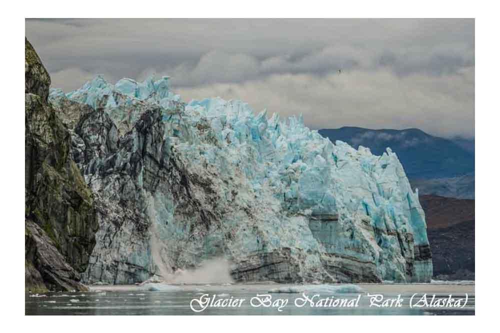 Parque Nacional y Reserva de la Bahía de los Glaciares, Alaska